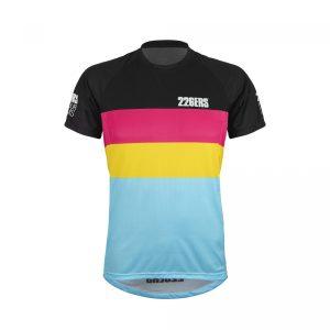 Camiseta técnica de running